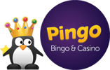 Pingobingo och casino logo