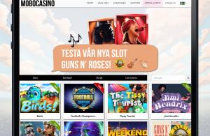 MoboCasino - Det perfekta casinot för mobilen
